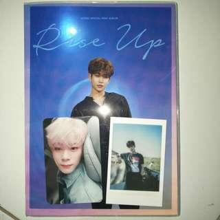 Astro Rise Up - Cha Eunwoo, Moonbin, MJ