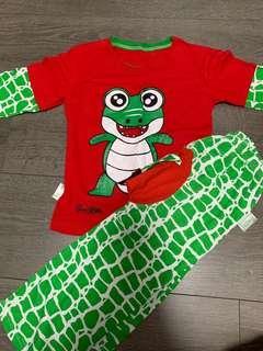 pL pyjamas set