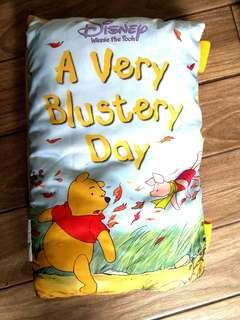 Disney Winnie The Pooh Cloth Book