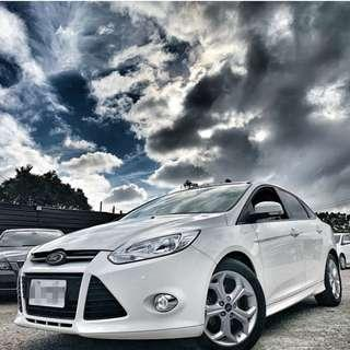 2014 Ford Focus 4D 1.6 汽油運動型