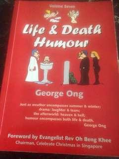 Life and Death Humour by George Ong