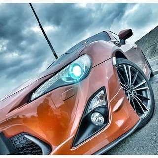 2013 Toyota 86 2.0 Aero
