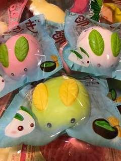 Yumeno rabbit mochi squishy