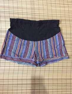 Matrrnity shorts 36 inches hipline