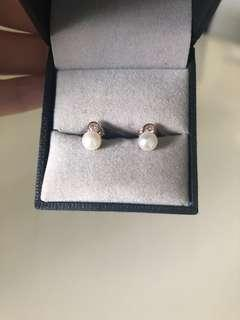 Mimco Mim Precious Mim-Ento Stud Earrings