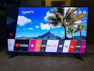 LG 65in UHD 4K Smart Tv HDR PRO