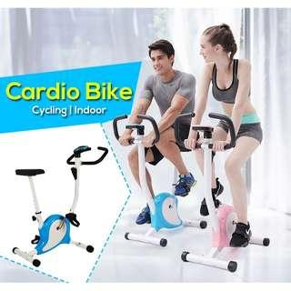 💥Home And Office Indoor Exercise Gym Fitness Cardio Bicycle Bike💥