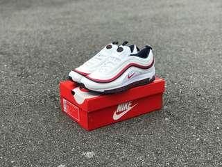 AIRMAX 97  RED CRUSH (40-44) 12/12