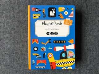 Janod Magneti' book 50 Magnets