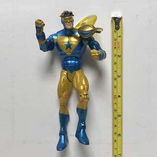 金色先鋒 Booster Gold 正義聯盟 Justice DC UNIVERSE 2005年 DC COMICS 出品