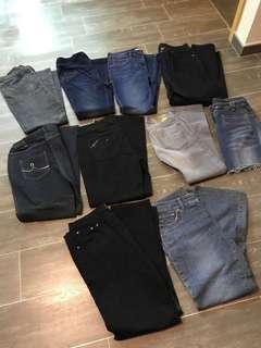 牛仔褲 全部