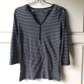 Stripe Blouse GAP