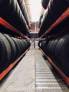 Pre-owned tyres on SALE!