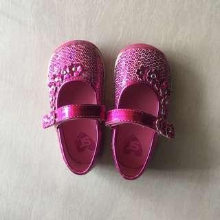 EUC Stride Rite Sequin Shoes