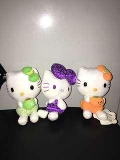 Hello Kitty Plush Toys