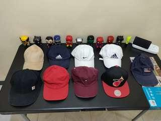 Assorted Preloved Caps
