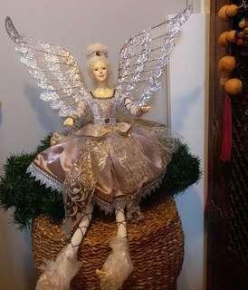 収藏童話仙女精靈娃娃
