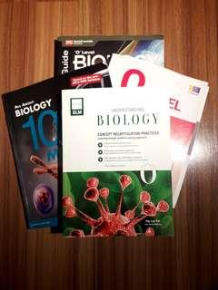 Biology O Level Assessment Books Bundle !!