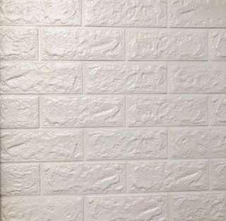 [🎄聖誕優惠🎉]納米防水自貼防撞背景牆貼3D立體磚紋牆紙