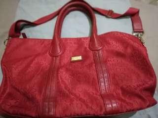 Oroton handbag Red