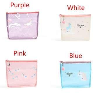 🚚 Unicorn cosmetic pouch
