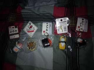 Japanese Keychains