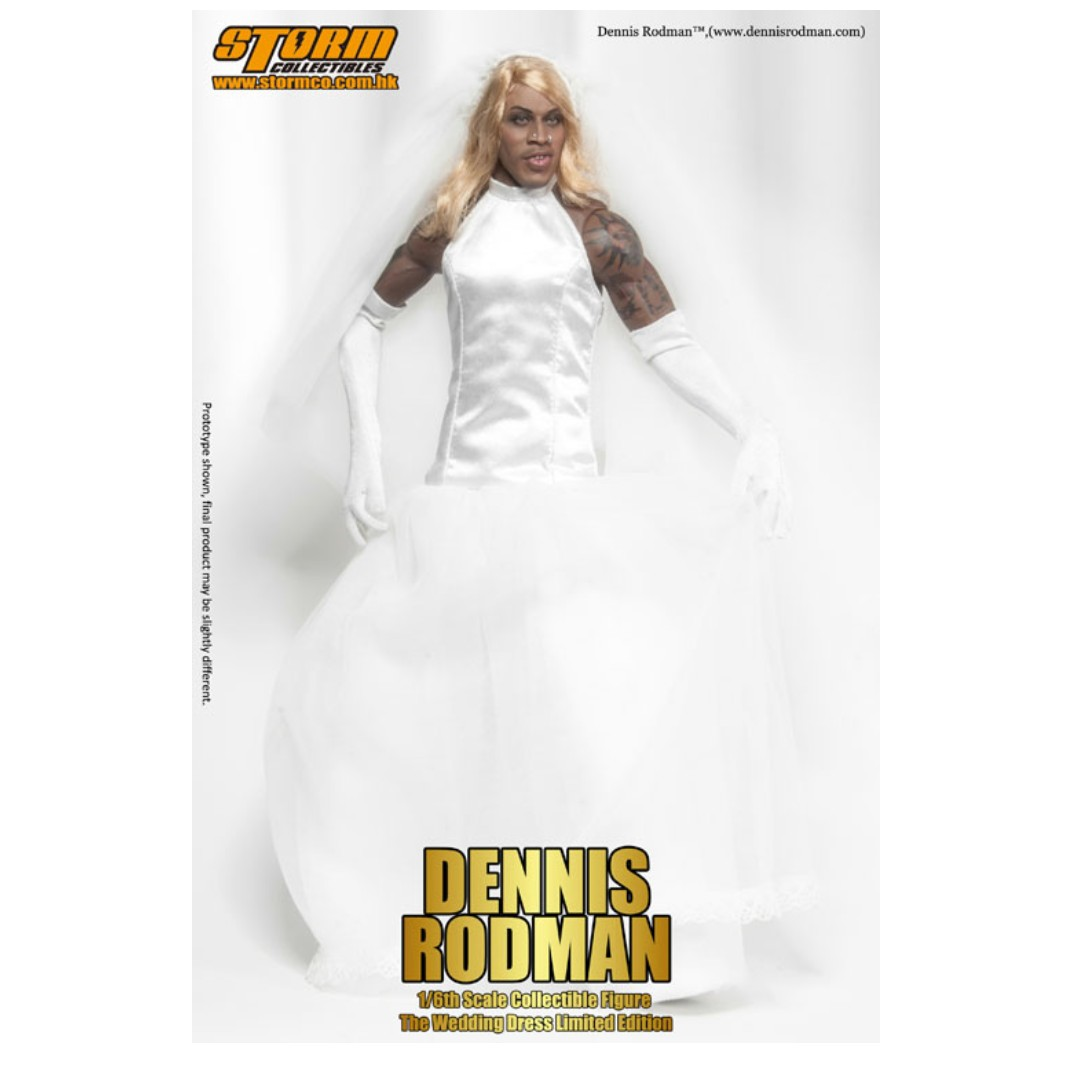Cash Only 1 6th Scale Collectible Figure I M Dennis Rodman The