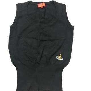 Vivienne westwood black vest