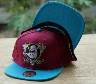 Snapback Mighty Ducks By Mitchell&Ness