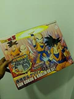 Dragon Ball Goku / Krillin