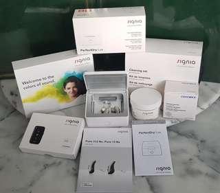 Siemens Signia Pure 312 Nx, Pure 13 Nx hearing aid