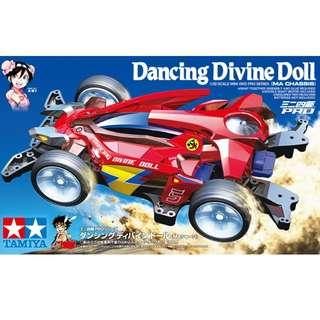 TAMIYA Dancing Divine Doll Kit