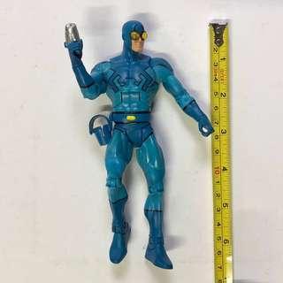 藍甲蟲 Blue Beetle 正義聯盟 Justice DC UNIVERSE 2008年 超人之死 DC COMICS 出品
