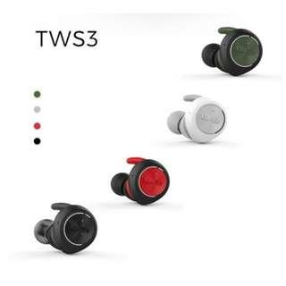 Edifier TWS3 Wireless Earphone Headphone / 真無線藍牙耳機 / 全新行貨有保養