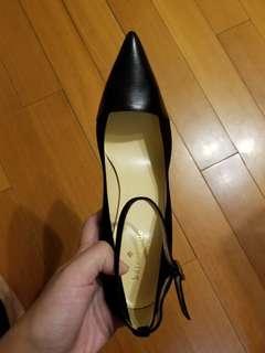 Kate Spade Heels Shoes 黑色高跟鞋