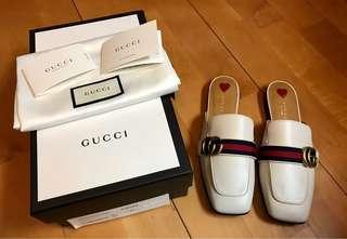 Gucci slipper 拖鞋