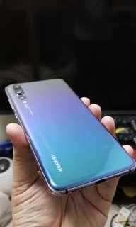 Huawei P20Pro twilight got warranty