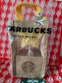 Starbucks Korea candy bag