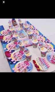 Instock shimmer and shine party items brand new price from $3.50