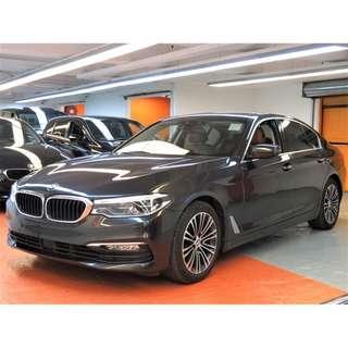 BMW 520D 2017