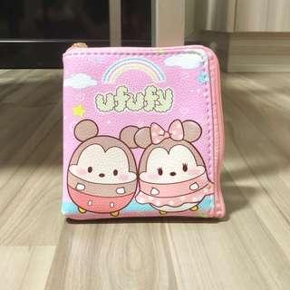 🚚 🌟BN INSTOCK Adorable Tsum Tsum Ufufy Zipper Square Pouch (V15)