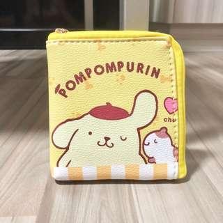 🚚 🌟BN INSTOCK Adorable Pompompurin Square Zipper Pouch (V6)