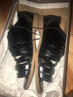 CK flat sandals