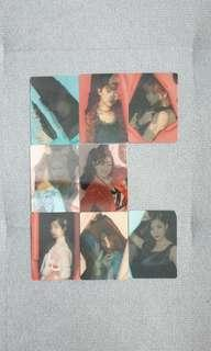 Twice Page Two Lenticular Set