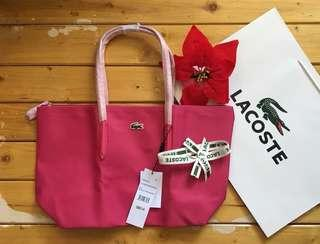 Authentic Buy 1 Take 1 Lacoste Tote Bag