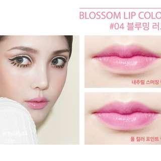 Pony MEMEBOXblossom velvet lip tint 04 全新