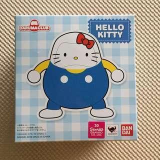 Hello Kitty Daruma Figure