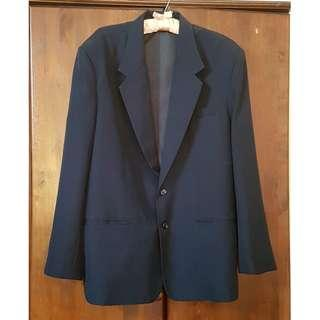 Blue Formal Coat