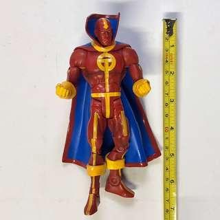 旋風俠 Red Tornado 紅色龍捲風 正義聯盟 Justic DC UNIVERSE 2008年  超人之死 DC COMICS 出品