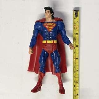 超人 Superman  正義聯盟 Justice DC UNIVERSE 2008年  超人之死頭雕造型 DC COMICS 出品